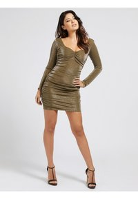 Guess - Shift dress - bronze - 0