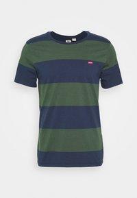 Levi's® - ORIGINAL TEE - T-shirt basic - rugby dress blues - 0