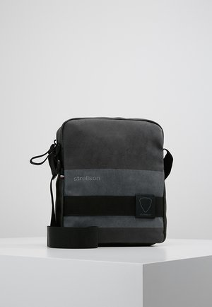 SHOULDERBAG - Across body bag - dark grey