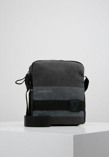 SHOULDERBAG - Across body bag - dark grey