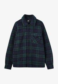 PULL&BEAR - Fleece jacket - dark blue - 5