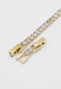 Swarovski - TENNIS BRACELET  - Náramek - gold-coloured - 5