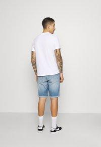 Calvin Klein - FLOWER BOX PRINT - Printtipaita - white - 2