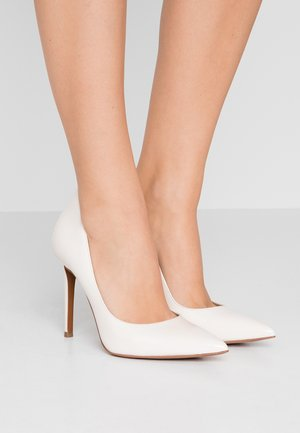 KEKE - High heels - light cream