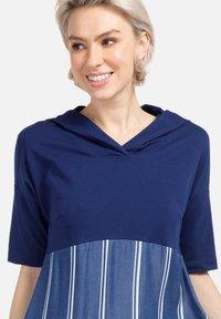 HELMIDGE - Day dress - breitband blau - 2
