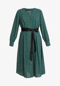 Love Copenhagen - JASSYLC DRESS - Shirt dress - sea green - 4
