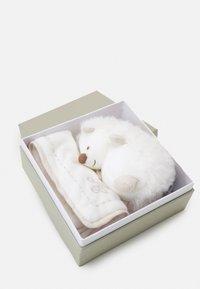 Tartine et Chocolat - DOUDOU UNISEX - Cuddly toy - écru/ivory - 1
