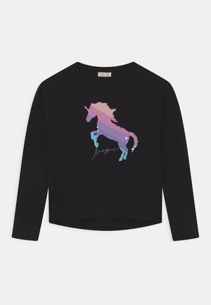 Long sleeved top - meteorite