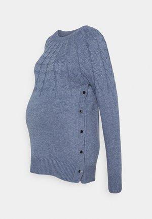 CLOVE - Sweter - blue
