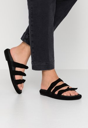 Ciabattine - black