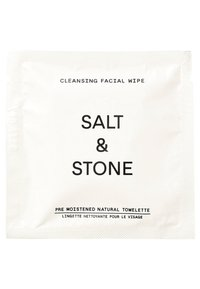 Salt & Stone - CLEANSING FACIAL WIPES - Gesichtsreinigung - - - 0