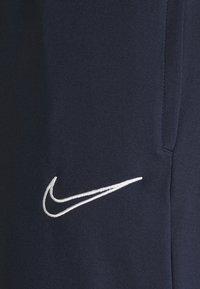 Nike Performance - ACADEMY PANT - Pantaloni sportivi - obsidian/white - 4