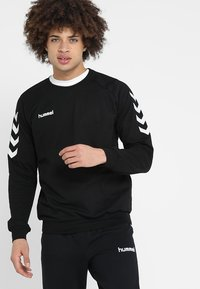 Hummel - HMLGO  - Sweatshirt - black - 0
