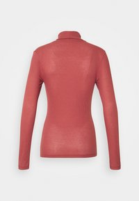 Pieces - PCPIPPI LS ROLLNECK - Long sleeved top - apple butter - 1
