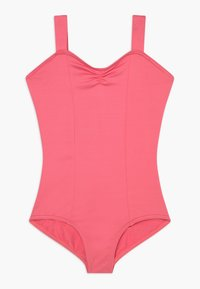 Capezio - BALLET WIDE STRAP LEOTARD - Danspakje - flamingo - 0