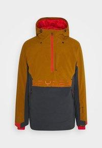 SIGNAL GTX - Ski jacket - toasted