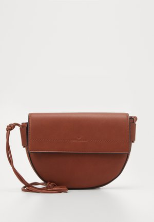EVY - Across body bag - cognac