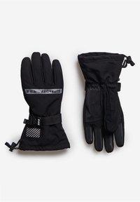 Superdry - SNOW RESCUE - Gloves - black - 1