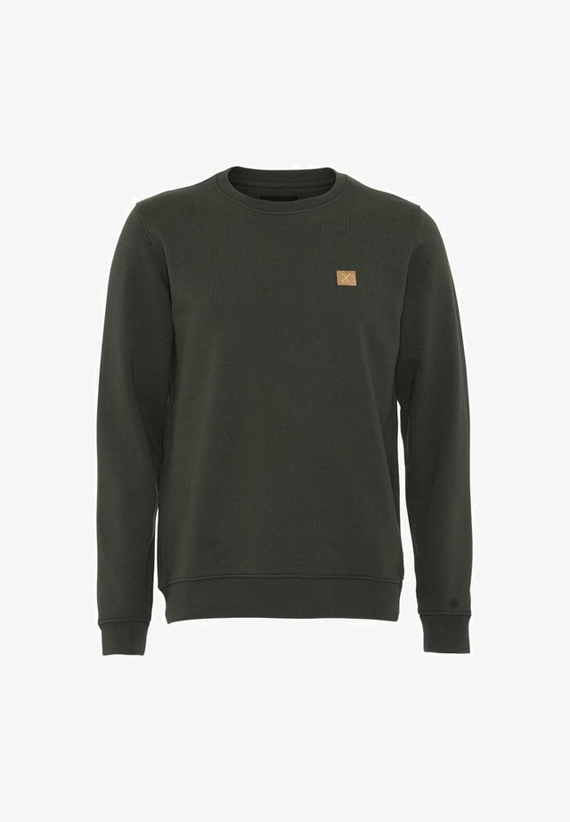VIDARCC - Sweatshirt - bootle green