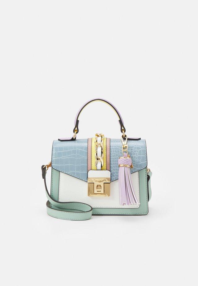 MARTIS - Käsilaukku - pastel multi