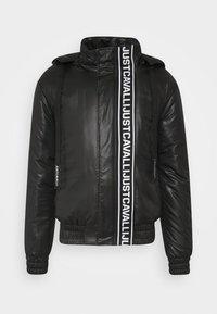Just Cavalli - KABAN - Winter jacket - black - 6