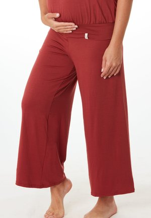 ORIGIN - Trousers - terracotta