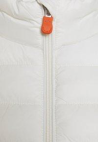 Save the duck - GIGA CHARLOTTE - Waistcoat - off-white - 2