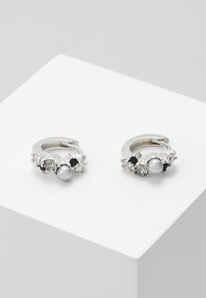 UNDER THE SEA - Earrings - silver-coloured