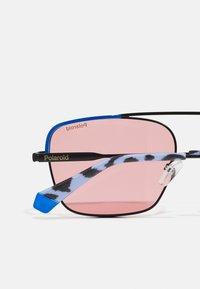 Polaroid - UNISEX - Sunglasses - black/pink - 2