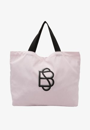 SOLID FOLDABLE BAG - Cabas - crystal pink