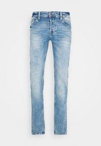 ONSLOOM LIFE SLIM BLUE - Slim fit jeans - blue denim