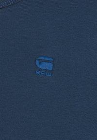 G-Star - BASE R T L\S  - Long sleeved top - luna blue - 2