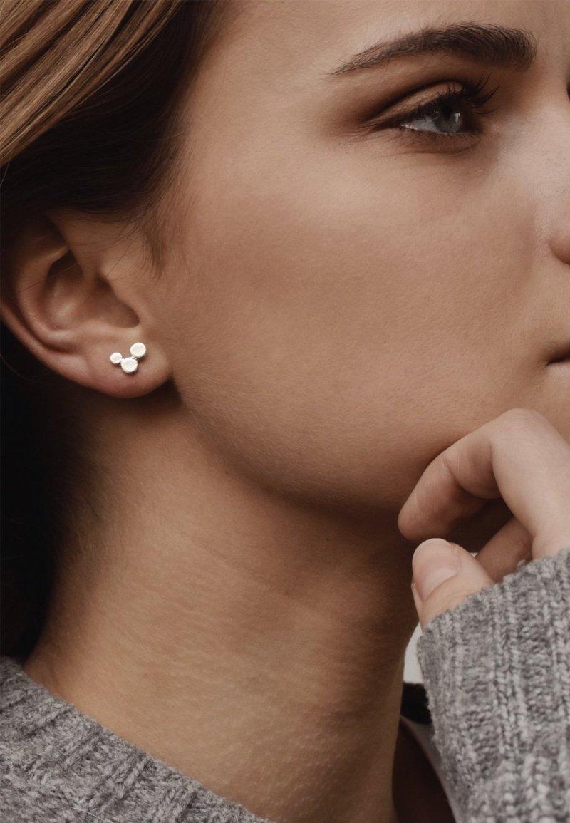 No More - TRIPLE SEC  - Earrings - silver