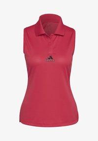 adidas Performance - TENNIS MATCH TANK TOP HEAT RDY - Polo shirt - pink - 8