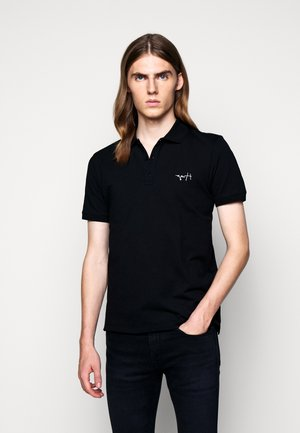 DURO - Polo shirt - black