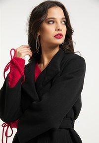 faina - Summer jacket - schwarz - 3