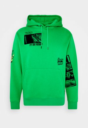 BITS OF BRAIN  - Kapuzenpullover - green