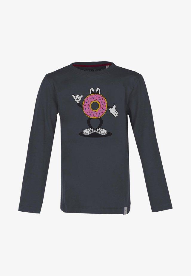 DONUT - Langærmede T-shirts - dark-grey
