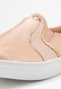 Head over Heels by Dune - EVEY - Slip-ons - rose gold - 2