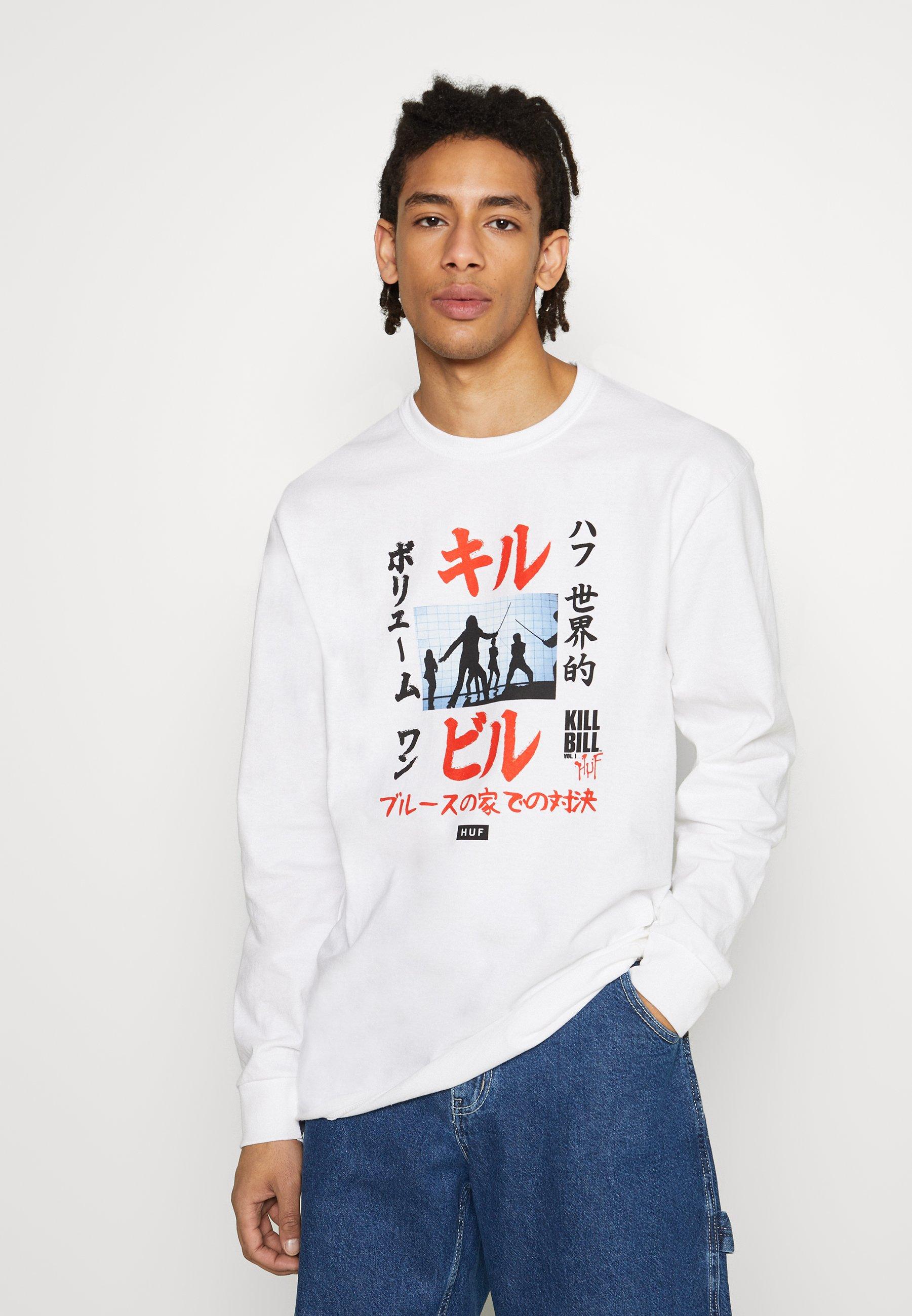 Men SHOWDOWN TEE - Long sleeved top