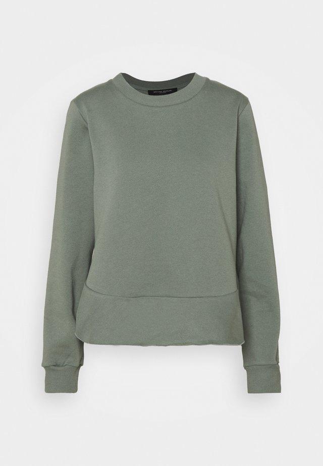 RUBINE RIEA OPTION - Sweatshirt - moss