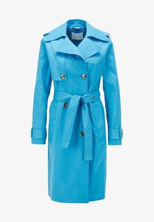 CANDROMEDAE - Trenchcoat - blue