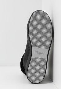Blauer - MADELINE - Kotníková obuv - black - 6