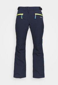 CHASE - Ski- & snowboardbukser - dark blue
