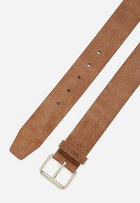BOSS - SERGE - Belt - brown - 3