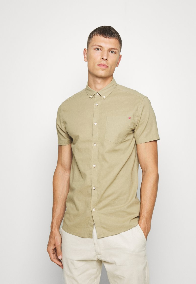 Solid - SHIRT BILL - Shirt - hunter