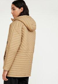 Finn Flare - Down jacket - beige - 2