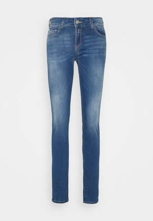 FAABY PANTS - Slim fit jeans - medium blue