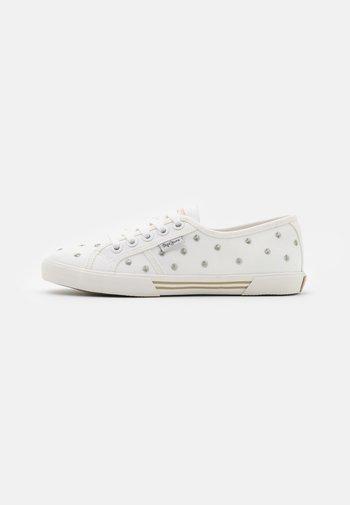 ABERLADY SWEET - Sneakersy niskie - offwhite