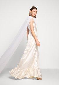 MM6 Maison Margiela - Společenské šaty - white - 8
